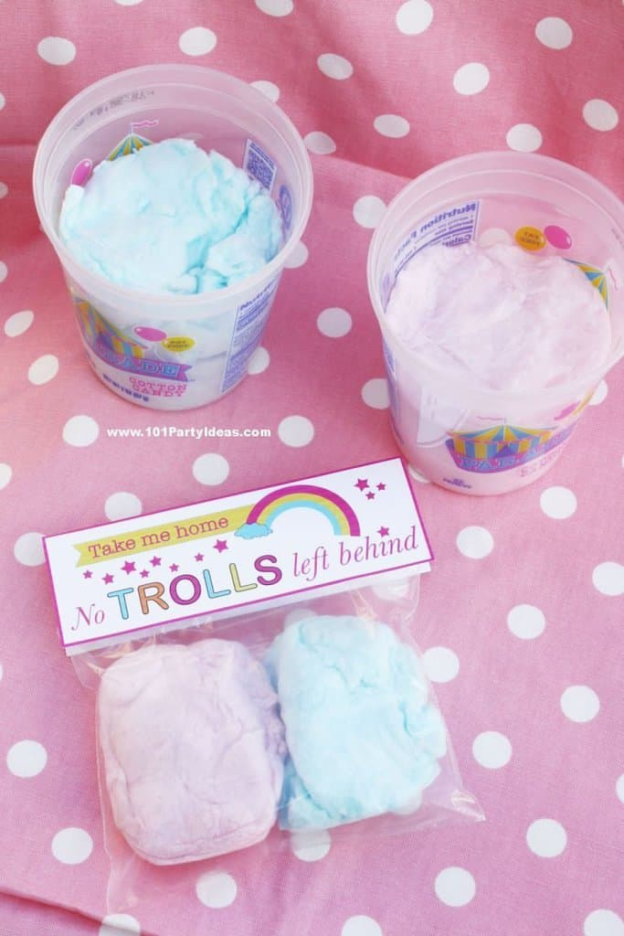 Trolls Party Ideas